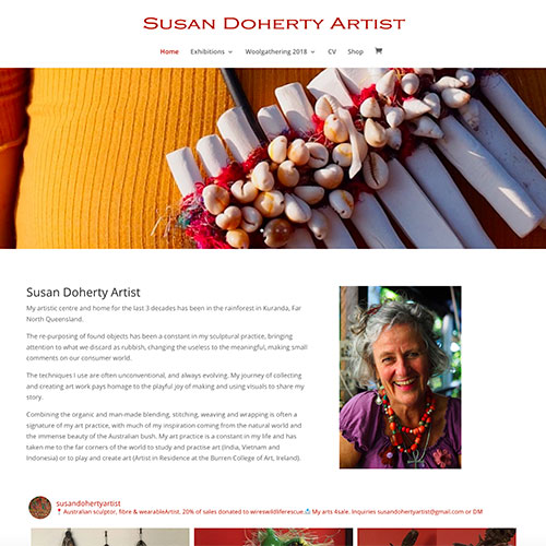susan doherty artist