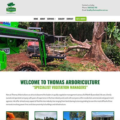 thomas arboriculture