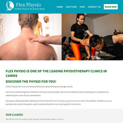 flex physio cairns