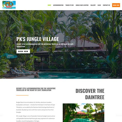PK's Jungle Village Cape Trib