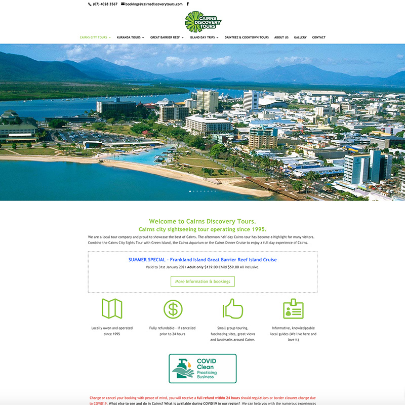 Cairns Discovery Tours