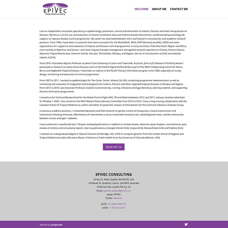 Epivec Consulting