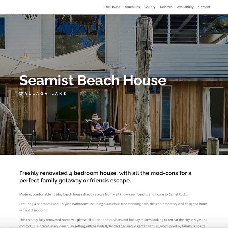Seamist Beach House