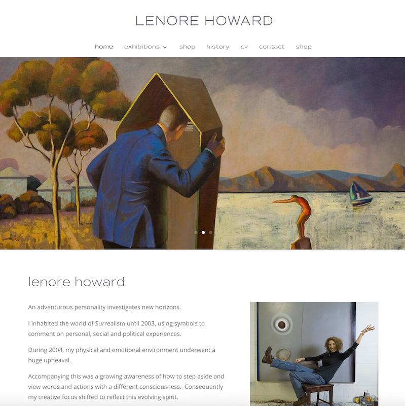 Lenore Howard Artist